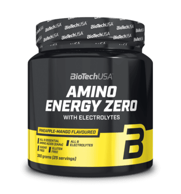 AMINO ENERGY ZERO WITH ELECTROLYTES 360gr