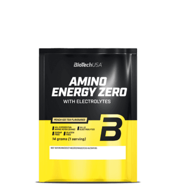AMINO ENERGY ZERO WITH ELECTROLYTES 14gr