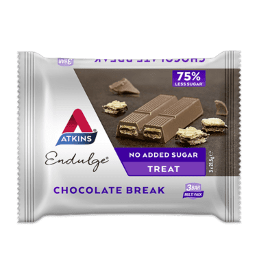CHOCOLATE BREAK 1 stk. (3-pack)