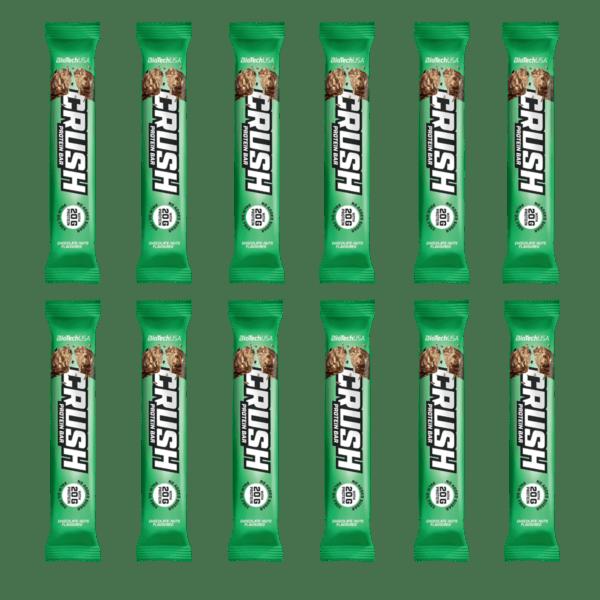 CRUSH Bar - Chocolate Nuts Kassi