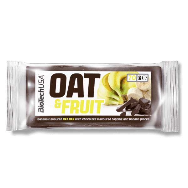 OAT & FRUITS - CHOCOLATE BANANA