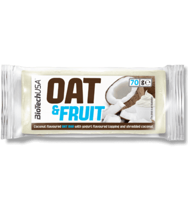OAT & FRUITS - COCONUT YOGURT