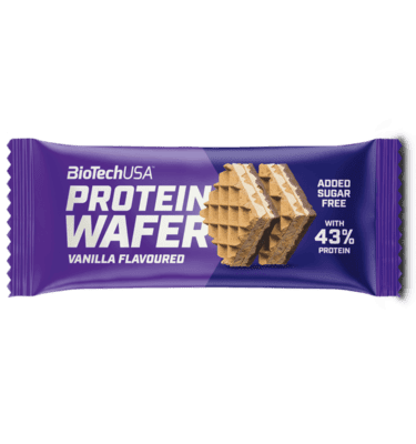PROTEIN WAFER - VANILLA