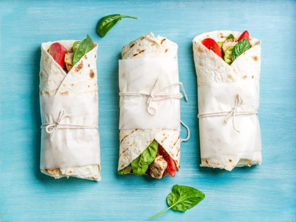 TORTILLA WRAPS KASSI